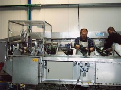 AVS volautomatische bundelmachines